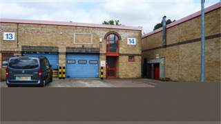Primary Photo of Units 14 Mill Farm Business Park, Millfield Road, Hounslow, Middlesex, TW4 5PY