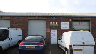 Primary Photo of Unit 10 Enterprise Court, Creswell, Worksop S80
