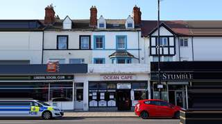 Primary Photo of Ocean Cafe, 132 Lumley Road, Skegness PE25 3NA