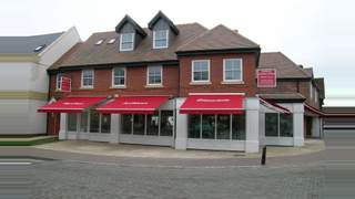 Primary Photo of Dorney House, Semi-Serviced Offices, 46-48 High Street, Burnham, Buckinghamshire, SL1 7JP