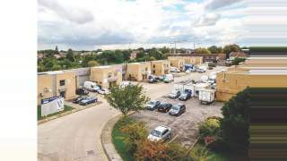 Primary Photo of Unit 18, Heston Industrial Mall, Church Road, Hounslow, Middlesex, TW5 0LD