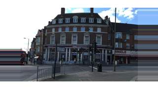 Primary Photo of Natwest - Former, 95 Church Road, Hendon, London, Greater London, NW4 4DS