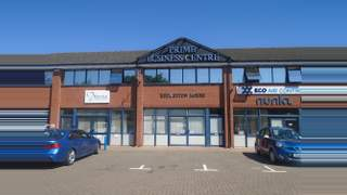 Primary Photo of First Floor Bay 12, Kedleston House, Prime Business Centre, Raynesway, Derby, Derbyshire