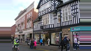 Primary Photo of Chester - 16 - 18 Foregate Street, CH1 1HA