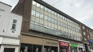 Primary Photo of 11-19 Regent Street, Mansfield, Nottinghamshire, NG18 1ST