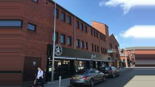 Primary Photo of Central Point Business Centre, Middlesbrough TS1 3QW