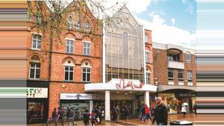 Primary Photo of Market Square Shopping Centre, Northampton, Northamptonshire, NN1 2DP