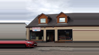 Primary Photo of 64 W Main St, Harthill, Shotts ML7 5QA