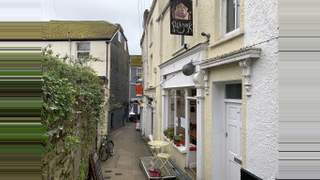 Primary Photo of Pea Souk Restaurant, 19C Well Lane, Falmouth TR11 3DJ