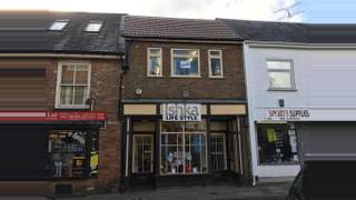 Primary Photo of First Floor Offices, 23a Church Street, Lutterworth, Leics