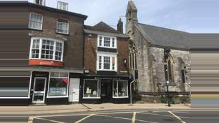 Primary Photo of High West Street, Dorchester, DT1 1UY