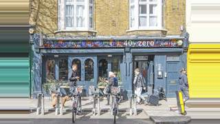 Primary Photo of 40-42 Parkway, Camden Town, London NW1 7AH