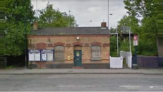 Primary Photo of Trafford Park Station, Moss Road, Trafford Park, M32