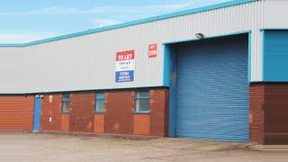 Primary Photo of Unit 29B, Zone 3, Burntwood Business Park, Burntwood, Staffordshire, WS7 3JQ