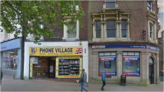 Primary Photo of 4 Market Square, Stoke-on-Trent ST1 1NU