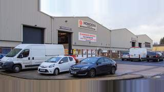 Primary Photo of M40 Industrial Centre, Coronation Road, Cressex Business Park, High Wycombe, HP12 3RS