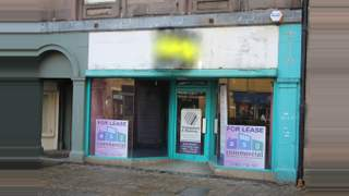 Primary Photo of Retail Unit, 132 High Street, Elgin, IV30 1BW