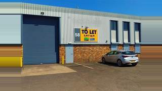 Primary Photo of Unit 58, Excelsior Park, Canyon Road, Netherton Industrial Estate, Wishaw, ML2 0EG