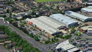 Primary Photo of Investments / B&Q – Tangent Link, Gallows Corner, Romford