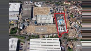 Primary Photo of Unit 2, New Hythe Business Park, Papyrus Way, Larkfield, Aylesford, Kent, ME20 7SX
