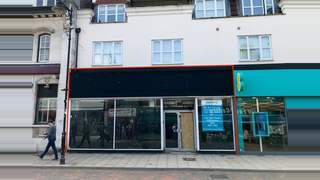 Primary Photo of 115c High Street, Gillingham ME7