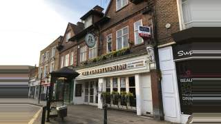Primary Photo of Pennsylvanian, 115-117 High Street, Rickmansworth