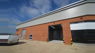 Primary Photo of Unit C2 Blaby Business Park, Lutterworth Road, Blaby, LEICESTER, LE8 4DP