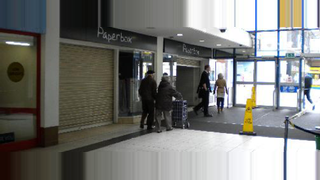 Primary Photo of 36-37 (31-33) Old Square Shopping Centre, Walsall