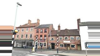 Primary Photo of The Pound Pub (Formerly The Maize), 7 Castle Gate, Newark, Nottinghamshire, NG24 1AZ