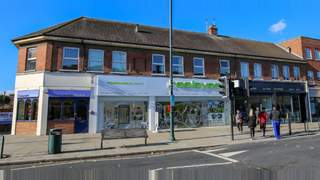 Primary Photo of Optician & Furniture Shop, Whitton, Greater London Tenancy & Accommodation Schedule View on map / Neighbourhood