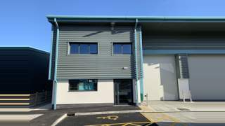 Primary Photo of Unit B1, Church View Business Park, Bickland Water Road, Falmouth, Cornwall