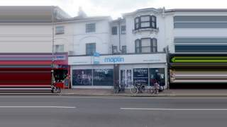 Primary Photo of 65-66 London Road, Brighton, East Sussex, BN1 4JE