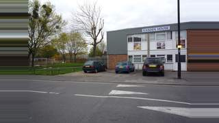 Primary Photo of Forecourt and office Petersfield Avenue Slough SL2 5EA