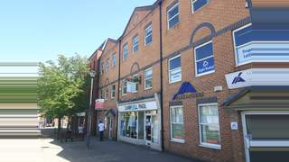 Primary Photo of Temple Chambers, Temple St, Swindon SN1 1SQ