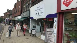 Primary Photo of 83 High Street, Alfreton, Derbyshire, DE55 7DP