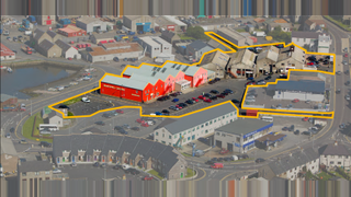 Primary Photo of Toll Clock Shopping Centre, 26 North Road, Lerwick, ZE1 0PE