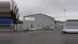 Primary Photo of 19 HOLDER ROAD, ALDERSHOT - Refurbished building suitable for trade counter showroom & industrial warehouse
