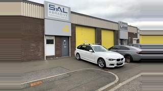 Primary Photo of Unit 4, Hawick Crescent Industrial Estate, Newcastle Upon Tyne And Wear, NE6 1AS