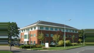 Primary Photo of Part 1st Floor, Bridgwater House, Viables Business Park, Basingstoke, Hampshire, RG22 4AX