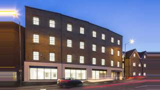 Primary Photo of Third Floor Office Space Pannell House, Guildford, Surrey, GU1 4HN