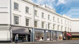 Primary Photo of 52-58 Fulham Road, London SW3, Whole Unit - 52-58 Fulham Road, London, SW3 6HH