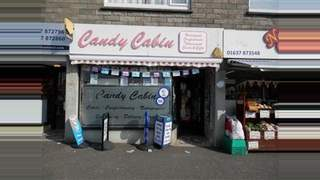 Primary Photo of The Candy Cabin, 2, Chesterton Place, Chester Road, Newquay