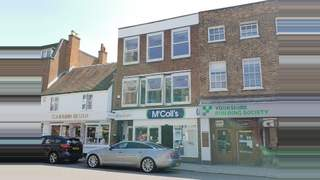 Primary Photo of 2nd Floor Offices, 252 High Street, Guildford, Surrey, GU1 3JG