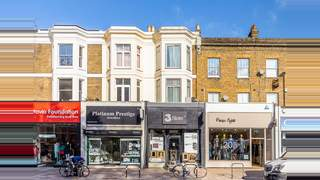 Primary Photo of 290 Chiswick High Road, Chiswick, London, W4 1PA