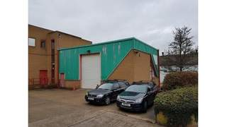 Primary Photo of Light Industrial Space with Loading Door, Unit 1 Arden Press Way, Letchworth