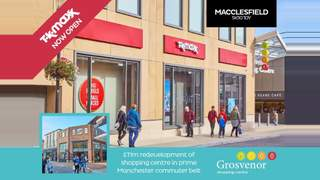Primary Photo of Grosvenor Shopping Centre Macclesfield Cheshire SK10 1DY