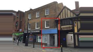 Primary Photo of 18 High Street, Uxbridge, Middlesex, UB8 1JN