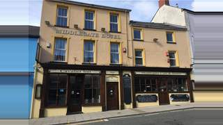 Primary Photo of Middlegate Hotel, Main Street, Pembroke, Sir Benfro, SA71 4JS