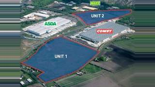 Primary Photo of Skelmersdale Distribution Park, Statham Road, SKELMERSDALE, WN8 8DY