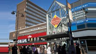 Primary Photo of Range of retail units, Park Place Shopping Centre, Walsall, West Midlands, WS1 1NP